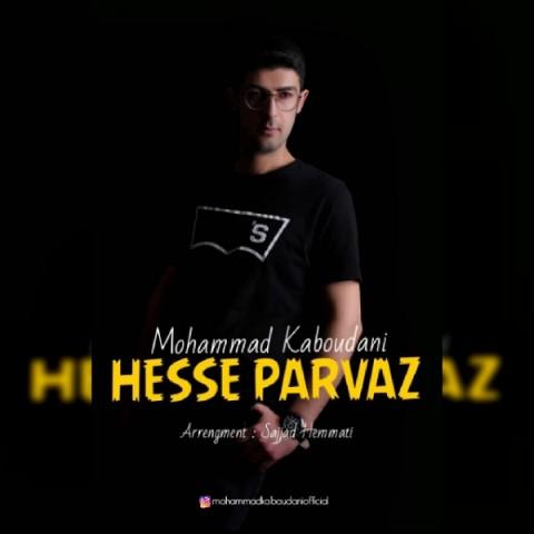 دانلود آهنگ جدید محمد کبودانی حس پرواز