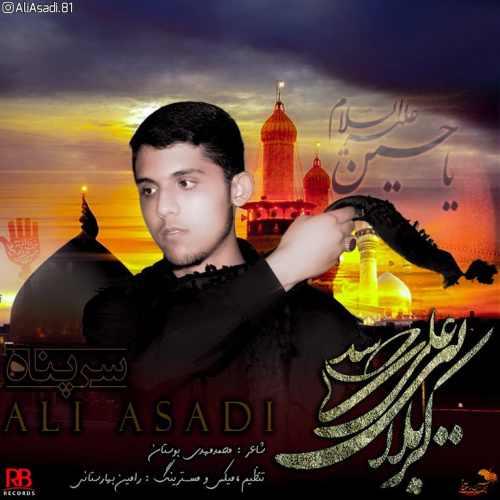 دانلود آهنگ جدید علی اسدی سرپناه