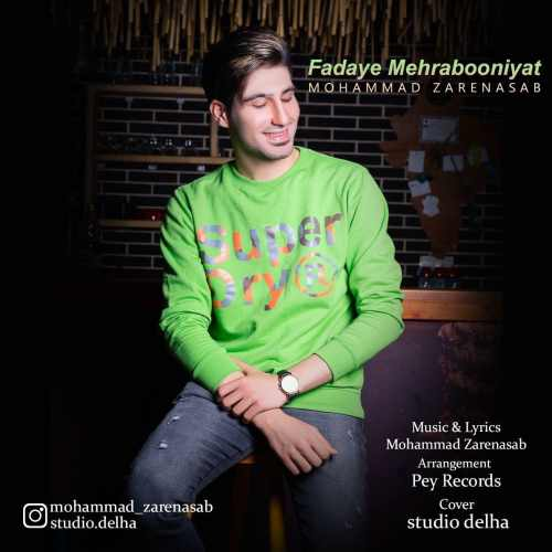 دانلود آهنگ جدید محمد زارع نسب فدای مهربونی هات